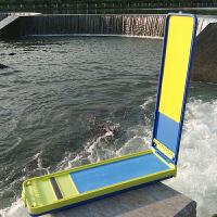 多功能三层加长子线盒子彩色多层挂钩板钓鱼用品竞技垂钓渔具 多层子线盒
