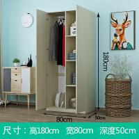 简易衣柜实木简约现代经济型2门3门4门组装板式衣柜卧室衣橱
