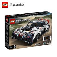 【����自�I】LEGO�犯叻e木 �C械�MTechnic系列 42109 Top Gear 拉力�� 玩具�Y物