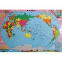 磁乐宝拼图-世界地图
