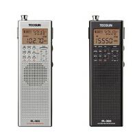 Tecsun/德生 PL-360 高考 收音机 全波段 英语四六级 听力考试 收音机