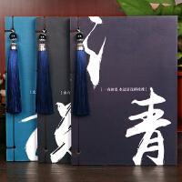 16K古风本子复古笔记本 中国风文具日记本线装本 速写本