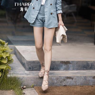 【8.23私人衣橱】纯色时尚短裤