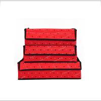 卡秀 高品质带盖三件套 收纳盒 收纳箱 衣物 收纳 整理盒--红色爱心