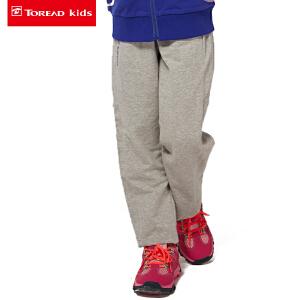 探路者Toread女童针织长裤