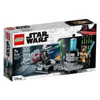 【当当自营】LEGO乐高积木星球大战电影75246 天行者系列7岁+死星大炮