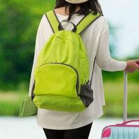 户外男女折叠包便携轻便旅行双肩包韩版迷你皮肤包防水背包登山包