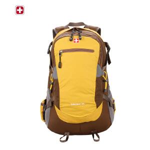 瑞士军刀户外运动休闲双肩背包大容量旅行包HW5014