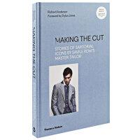 Making the Cut 裁剪 萨维尔街裁缝师的服装经典版型 打版制版 英文服装设计书籍