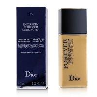 迪�W Christian Dior 凝脂恒久�o痕粉底液 24h持�y遮瑕 控油 -025 Soft Beige(40ml)