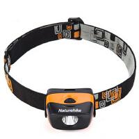 户外防水 LED头灯 轻便携徒步灯AAA电池 露营灯具