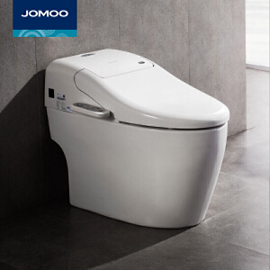 【每满100减50元】JOMOO九牧一体式智能马桶喷射虹吸式座便器节水坐便器Z1D6021L