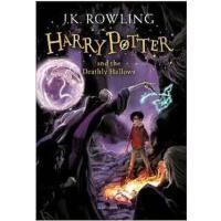 Harry Potter and the Deathly Hallows哈利波特与死亡圣器(英国版,精装)ISBN97