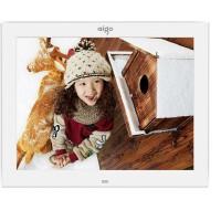 包邮支持礼品卡 爱国者 数码相框 DPF121 12英寸 高清 电子相册 4G 遥控 音乐 视频 U盘直插