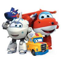 奥迪双钻超级飞侠乐迪酷飞玩具 新款米莉益智变形飞机机器人 大号