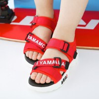 女童运动凉鞋中大童凉鞋男童韩版学生男孩鞋子女休闲