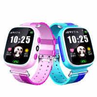 可爱天才儿童电话手表学生防水gps定位多功能手机智能男女孩小孩