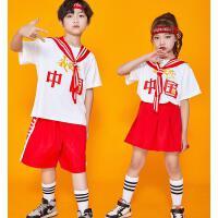 六一儿童演出服套装幼儿园表演服装小学生运动会大合唱啦啦队操服