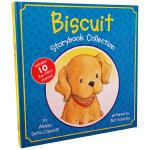 顺丰包邮 Biscuit Storybook Collection小饼干故事合集 滑稽的动作 生动的故事和简单的图片