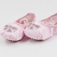 舞蹈鞋�底�功鞋�和��爪鞋女童�功鞋芭蕾舞鞋足尖鞋成人跳舞鞋