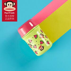 【用券立减20】正版授权大嘴猴双层不锈钢保温杯 学生时尚款茶杯女士水杯 PFD006