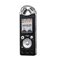 包邮支持礼品卡 爱国者 R5599 8G 录音笔 专业 金属机身 PCM 高清 降噪 远距 会议 插卡 MP3 无损