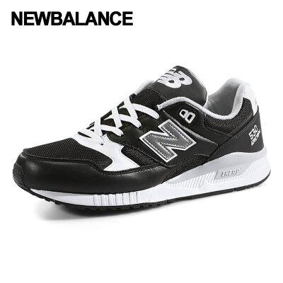 韩国正品直邮 New Balance/NB新百伦男女同款运动跑鞋舒适M530LGB*赔十