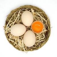 【宜昌农特产馆】宜昌特产 蛋之语 无公害林下散养土鸡蛋 10枚装50克/枚 净重500克 农家放养柴草笨新鲜鸡蛋