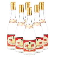 汾酒 53度玻瓶汾酒475ml * 6 清香型白酒