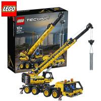 【当当自营】LEGO乐高积木 机械组Technic系列 42108 移动式起重机 玩具礼物