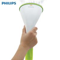 Philips/飞利浦手持挂烫机家用蒸汽电熨斗小型便携式衣服熨烫机迷你GC310  持续蒸汽