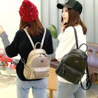 双肩包女韩版潮时尚软皮个性百搭迷你女士小包背包女包包