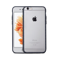 麦多多 苹果6手机壳硅胶边框磨砂4.7防摔iPhone6s保护套简约男女