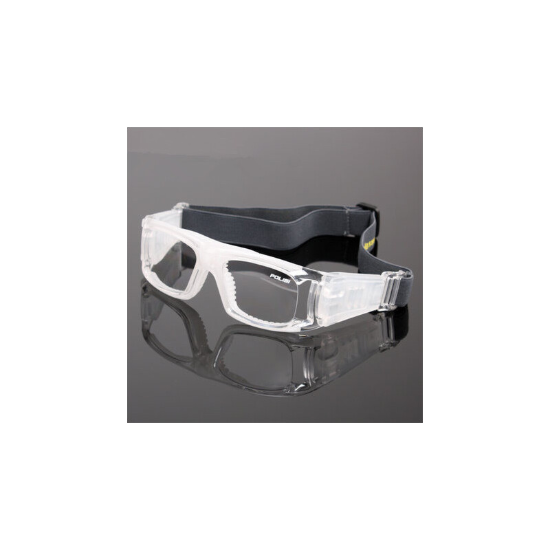 户外篮球眼镜运动眼镜防雾男士护目眼镜框可配近视眼镜架