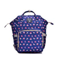升级版时尚双肩妈咪包背包多功能大容量母婴包双肩包手提包妈咪袋