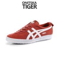 Onitsuka Tigere/鬼冢虎MEXICO DELEGATION红色男女板鞋 D639L