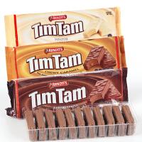 澳大利亚进口雅乐思TimTam巧克力饼干3包 澳洲夹心威化网红零食