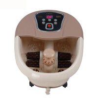 朗悦 LY-5813全自动按摩洗脚盆足浴盆电动滚轮 多功能按摩加热洗脚盆 电动足浴