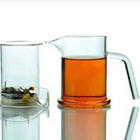 耐热玻璃茶杯 运动矿泉水瓶 过滤内胆水杯 办公杯带盖泡茶车载杯子 玻璃水壶