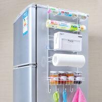 冰箱置物架�N房用品冰箱�让�旒芏喙δ芗矣�缺�旎@保�r膜收�{架