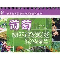 葡萄病虫害及防治原色图册