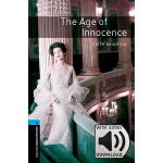 Oxford Bookworms Library: Level 5: The Age of Innocence MP3