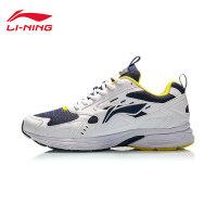 李宁跑步鞋男鞋2020新款官网正品减震防滑复古轻质时尚低帮运动鞋ARLQ005