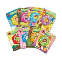早教塑料书--情商培养故事书(全8册)