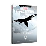 英文原版 漫威超级英雄故事.猎鹰 Falcon: Fight or Flight(赠英文音频与单词随身查APP)