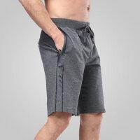 运动短裤男士宽松休闲六分裤速干透气跑步短裤子男生裤子薄