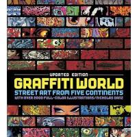 【预订】Graffiti World Updated Edition: Street Art from Five Co