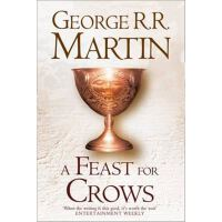 A FEAST FOR CROWS [HB REISSUE]