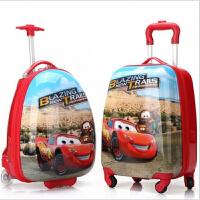 拉杆箱包儿童动漫旅行箱小学生书包万向轮行李箱