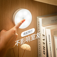 LED小台灯可充电宿舍大学生卧室床头护眼寝室床上看书用磁铁吸附